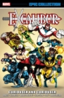Excalibur Epic Collection: Curiouser And Curiouser - Book