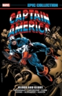 Captain America Epic Collection: Blood And Glory - Book