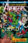 Avengers/defenders War - Book