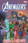 Avengers: Vision And The Scarlet Witch - Book