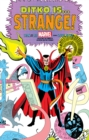 Ditko Is...... Strange! - Book
