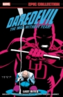 Daredevil Epic Collection: Last Rites - Book