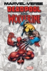 Marvel-verse: Deadpool & Wolverine - Book