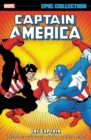 Captain America Epic Collection: The Captain - Book