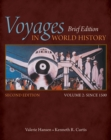 Voyages in World History, Volume II, Brief - Book