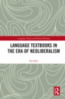 Language Textbooks in the era of Neoliberalism - eBook