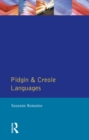 Pidgin and Creole Languages - eBook