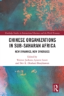 Chinese Organizations in Sub-Saharan Africa : New Dynamics, New Synergies - eBook