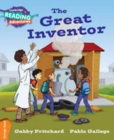 The Great Inventor Orange Band - Book