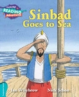 Sinbad Goes to Sea Turquoise Band - Book