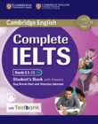 Complete IELTS Bands 6.5-7.5 Student's Book with answers with CD-ROM with Testbank - Book