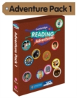 Cambridge Reading Adventures Pink A and Pink B Bands Adventure Pack 1 with Parents Guide - Book