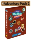 Cambridge Reading Adventures Red and Yellow Bands Adventure Pack 2 with Parents Guide - Book