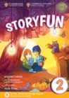 Storyfun for Starters Level 2 Student's Book with Online Activities and Home Fun Booklet 2 - Book