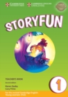 Storyfun for Starters Level 1 Teacher's Book with Audio - Book