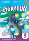 Storyfun for Movers Level 3 Student's Book with Online Activities and Home Fun Booklet 3 - Book