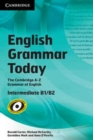 English Grammar Today Book with Workbook : An A-Z of Spoken and Written Grammar - Book