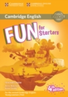 Fun for Starters Teacher's Book with Downloadable Audio - Book