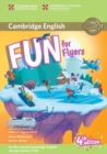 Fun for Flyers Student's Book with Online Activities with Audio and Home Fun Booklet 6 - Book
