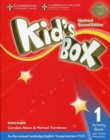 Kid's Box Level 1 Activity Book with Online Resources British English - Book