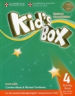 Kid's Box Level 4 Activity Book with Online Resources British English - Book