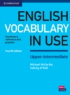 English Vocabulary in Use Upper-Intermediate Book with Answers : Vocabulary Reference and Practice - Book