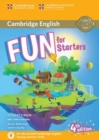 Fun for Starters Student's Book with Online Activities with Audio - Book