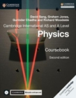 Cambridge International AS and A Level Physics Coursebook with CD-ROM and Cambridge Elevate Enhanced Edition (2 Years) - Book