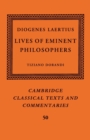 Diogenes Laertius: Lives of Eminent Philosophers - Book