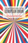 The Routledge Guide to the European Union - eBook