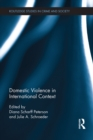 Domestic Violence in International Context - eBook
