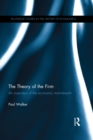 The Theory of the Firm : An overview of the economic mainstream - eBook