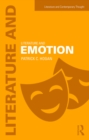 Literature and Emotion - eBook