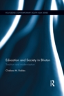 Education and Society in Bhutan : Tradition and modernisation - eBook