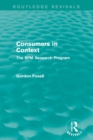 Consumers in Context : The BPM Research Program - eBook