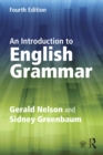 An Introduction to English Grammar - eBook