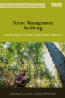 Forest Management Auditing : Certification of Forest Products and Services - eBook