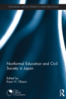 Nonformal Education and Civil Society in Japan - eBook