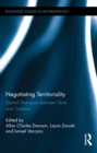Negotiating Territoriality : Spatial Dialogues Between State and Tradition - eBook