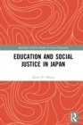 Education and Social Justice in Japan - eBook