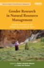Gender Research in Natural Resource Management : Building Capacities in the Middle East and North Africa - eBook