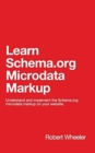 Learn Schema Microdata Markup - Book
