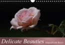 Delicate Beauties Magnificent Roses : Noble Queens of Flowers in Full Bloom - Book
