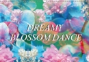 Dreamy Blossom Dance : Delicate Palyful Flower Compositions - Book