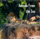 Animals from the Zoo 2019 : Collection of animals often found in a zoo. - Book