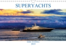 SUPERYACHTS 2019 : A collection of amazing superyachts from around the world in beautiful locations. - Book