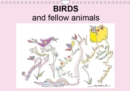 Birds and fellow animals 2019 : A birds and animals calendar - Book