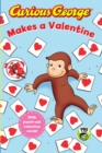 Curious George Makes a Valentine (CGTV reader) - Book