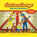 Curious George Harvest Hoedown (CGTV 8 x 8) - Book