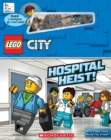 LEGO City: Hospital Heist! - Book